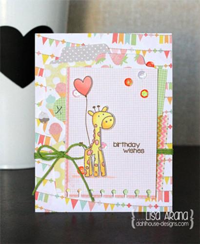 WILD about you {giraffe}