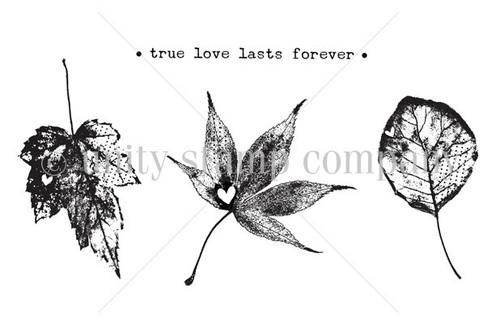 Love Never Leaves {lol 10/14}