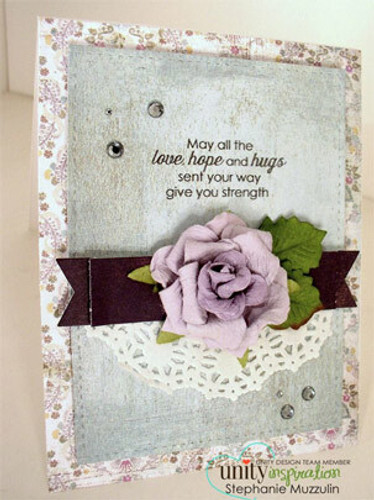 Beautiful Life, Blessed Memories {february 2015 sentiment kit}