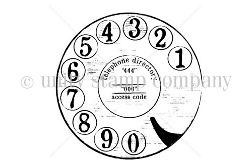 Old Phone Dial