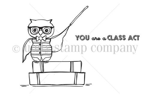 Class Act Owl