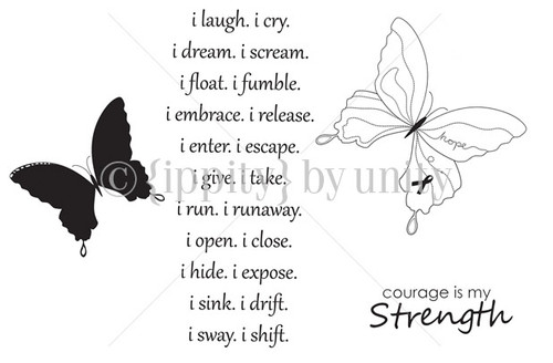 Courage is My Strength
