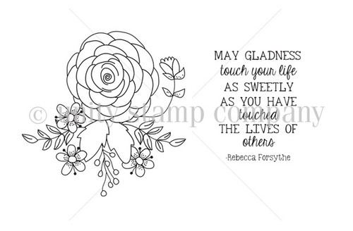 Gladness touch your life