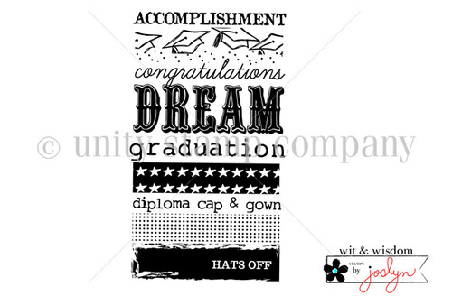 Diploma Cap & Gown {wit & wisdom}
