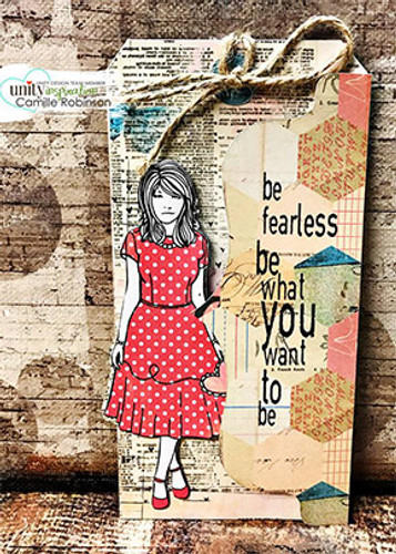 Be Fearless {smak 6/17}