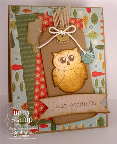 Sweet Owl Just Because