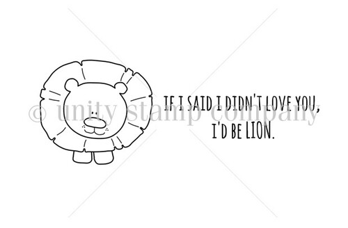 I'd be Lion
