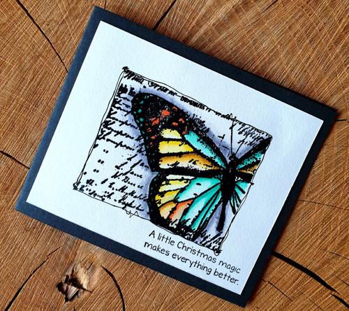 Written in the Wings