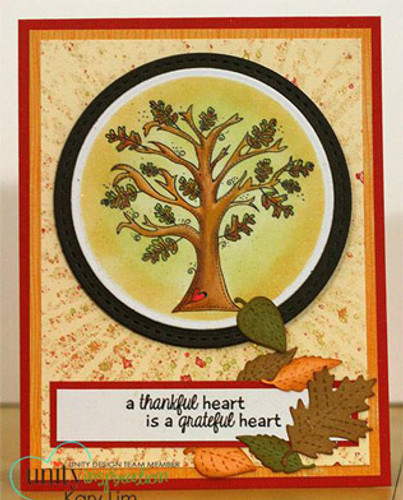 Thankful & Grateful Oak