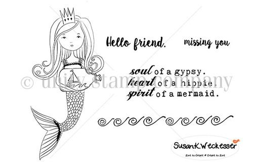 Spirit of a Mermaid