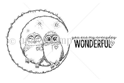 Everyday Wonderful Owls {uu 8/17}