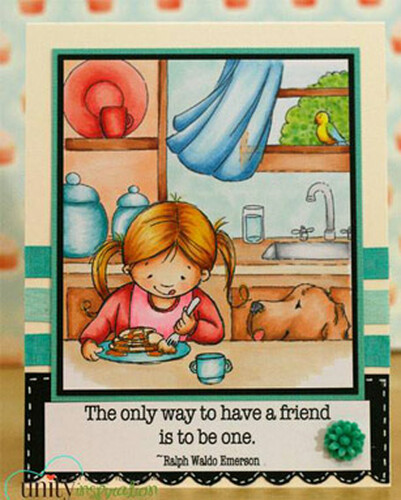 Brandy & Emma Be A Friend