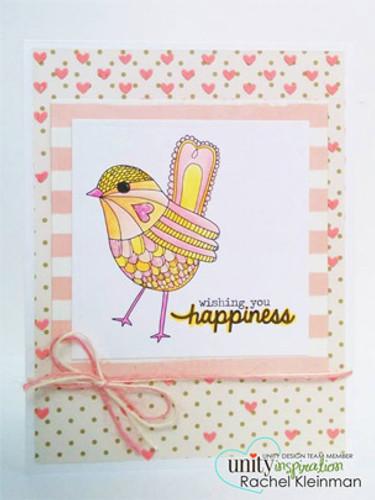 Wishing you Happy Bird