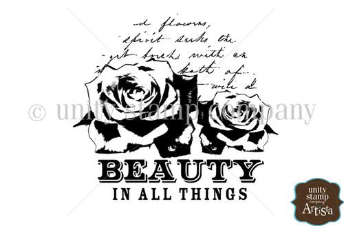 Beauty in all Things {Itty Bitty}