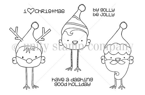 By Golly Be Jolly