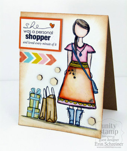 ERYN girl {she was a personal shopper}