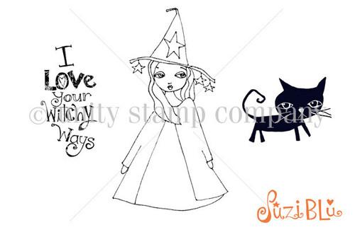 Witchy Ways by Suzi Blu