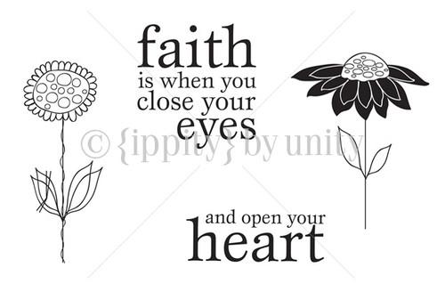 Faith Blooms