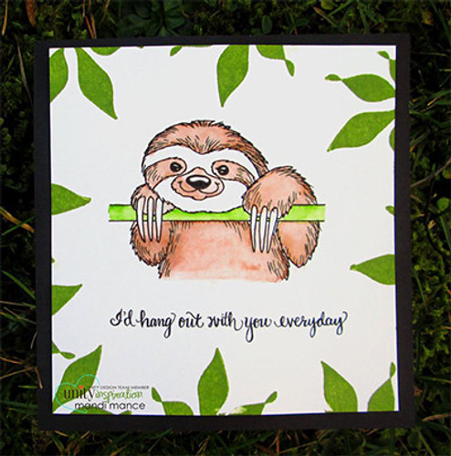 Sloth Endearments