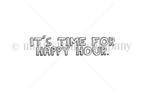 Time for Happy Hour