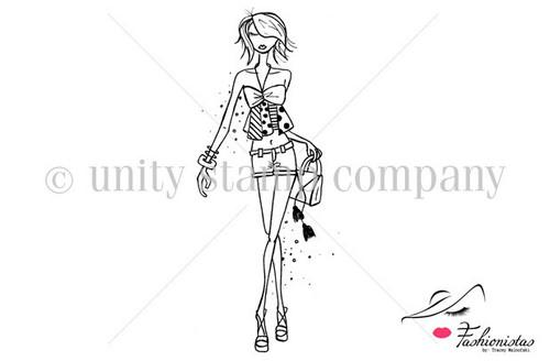 Roxanne {fashionista}