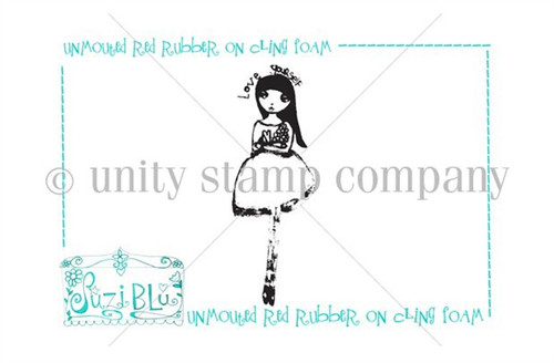 Love Yourself-Exclusive Stamp by Suzi Blu