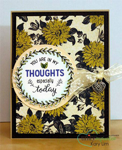 Everything Comes Full Turn {september 2015 sentiment kit}