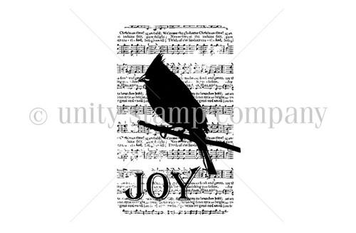 Silhouette Song Bird