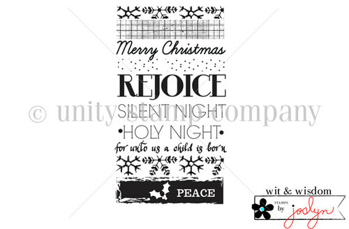 Rejoice for our SILENT NIGHT {wit & wisdom}