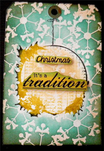 It's a Tradition Christmas {smak 10/13}