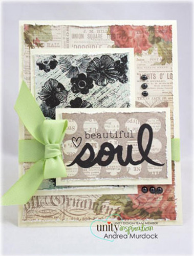 Floral Soul {textured feelings}