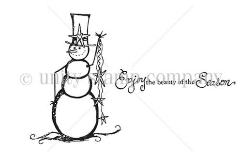 Season Snowman