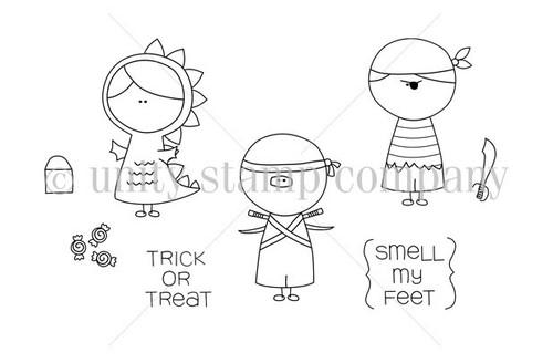 Little Tricks Hallowen
