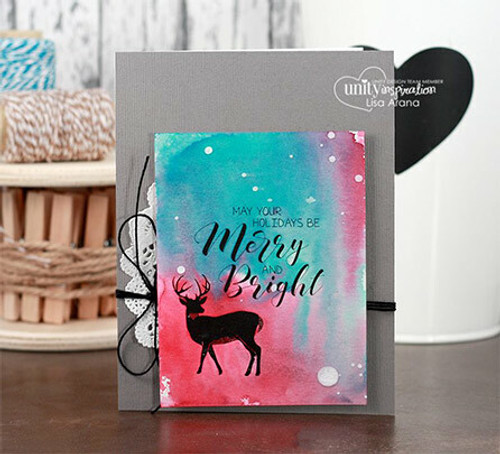 A Joyous Season {October 2016 Sentiment Kit}