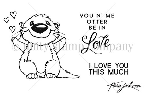 Otter Love This Much