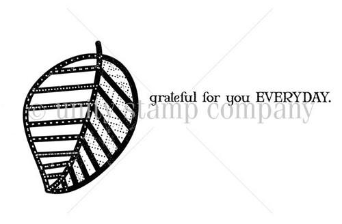 {Leaf}ing Grateful