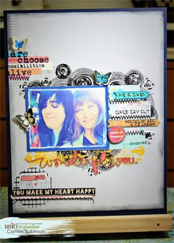 Choose a Happy Heart {smak 2/16}