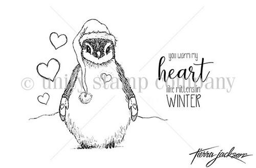 Mittens in Winter