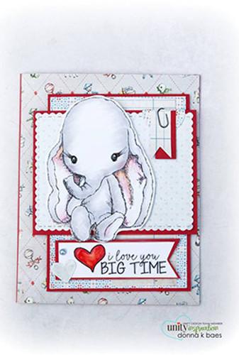 Cuddlebug Elephant