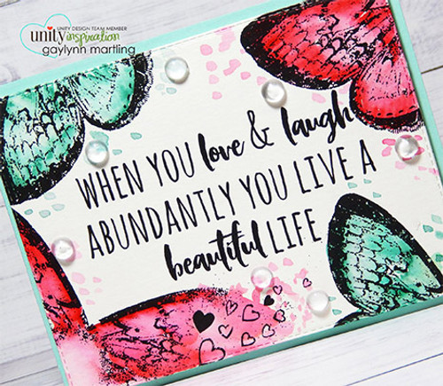 Love Abundantly {lol 10/17}