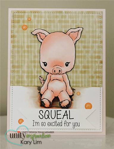 Cuddlebug Piggy