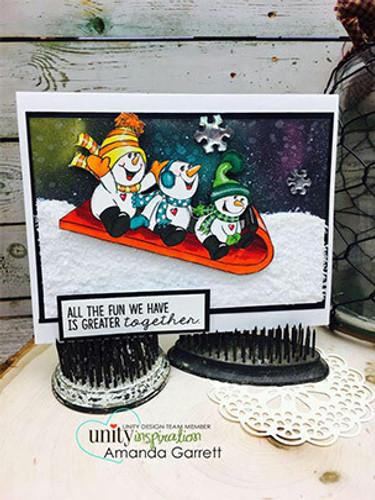 3 Snowbuddies
