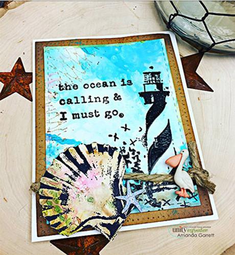 The Ocean is Calling {smak 1/18}
