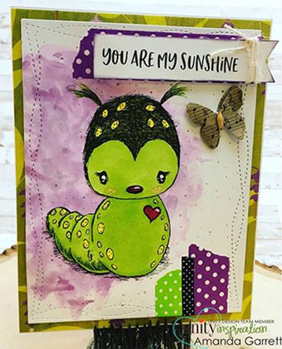 Cuddlebug Caterpillar