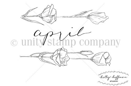 April Florals {Bullet Journaling}
