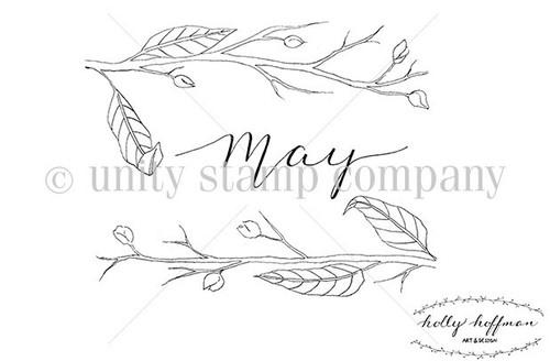 May Florals {Bullet Journaling}