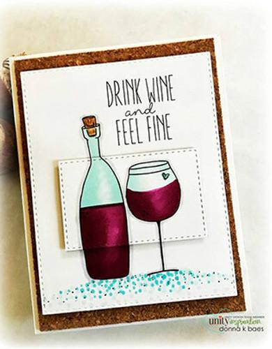 Drink Wine Feel Fine