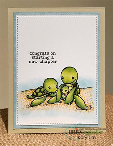 Cuddlebug Sea Turtles