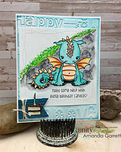 Cuddlebug Dragon