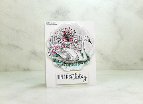 Grow in Grace {april 2018 sentiment kit}